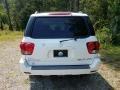 Toyota Sequoia SR5 4WD Super White photo #8
