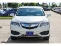 Acura RDX  White Diamond Pearl photo #2