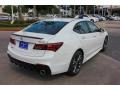 Acura TLX A-Spec Sedan Platinum White Pearl photo #7
