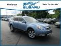 Subaru Outback 2.5i Limited Wagon Sky Blue Metallic photo #1