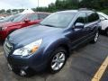 Subaru Outback 2.5i Limited Twilight Blue Metallic photo #1