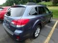 Subaru Outback 2.5i Limited Twilight Blue Metallic photo #3