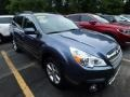 Subaru Outback 2.5i Limited Twilight Blue Metallic photo #4