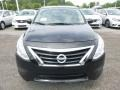 Nissan Versa SV Super Black photo #9