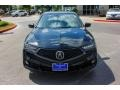 Acura TLX A-Spec Sedan Crystal Black Pearl photo #2
