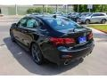 Acura TLX A-Spec Sedan Crystal Black Pearl photo #4