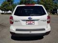 Subaru Forester 2.5i Premium Satin White Pearl photo #6