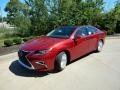 Lexus ES 350 Matador Red Mica photo #1