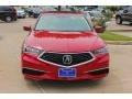 Acura TLX V6 Sedan San Marino Red photo #2