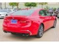 Acura TLX V6 Sedan San Marino Red photo #7
