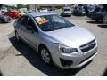 Subaru Impreza 2.0i 4 Door Ice Silver Metallic photo #1