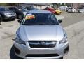 Subaru Impreza 2.0i 4 Door Ice Silver Metallic photo #2