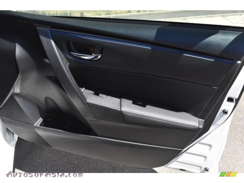 2019 Corolla SE - Super White / Black photo #21