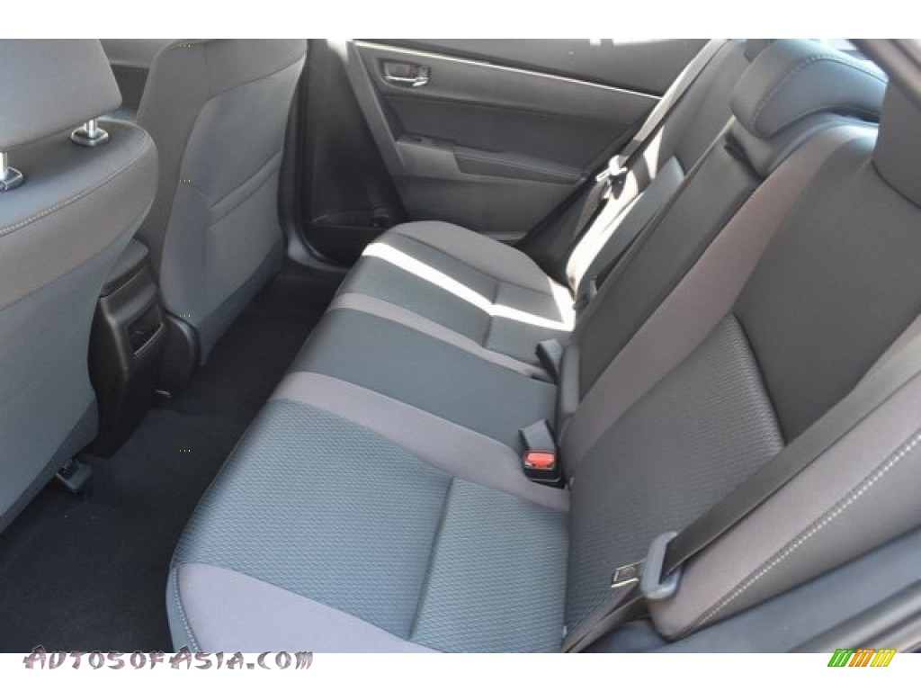 2019 Corolla LE - Galactic Aqua Mica / Ash/Dark Gray photo #15