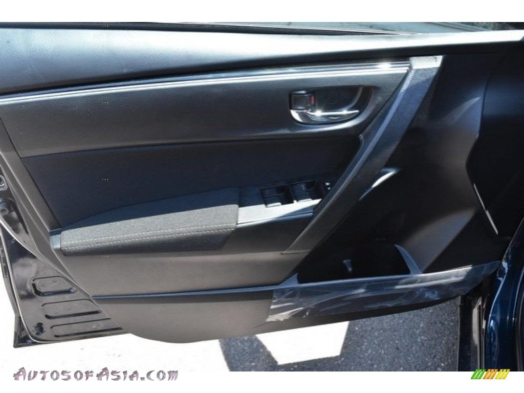 2019 Corolla LE - Galactic Aqua Mica / Ash/Dark Gray photo #20