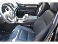 Toyota Highlander XLE AWD Midnight Black Metallic photo #6