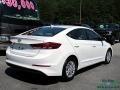 Hyundai Elantra SE White photo #5