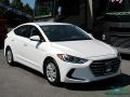 Hyundai Elantra SE White photo #7