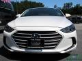 Hyundai Elantra SE White photo #8