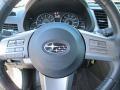 Subaru Outback 3.6R Limited Wagon Graphite Gray Metallic photo #11