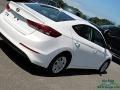 Hyundai Elantra SE White photo #29