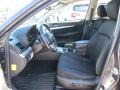 Subaru Outback 2.5i Premium Wagon Graphite Gray Metallic photo #13