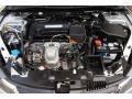 Honda Accord LX Sedan Alabaster Silver Metallic photo #30