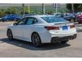 Acura TLX A-Spec Sedan Platinum White Pearl photo #5