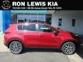 Kia Sportage EX AWD Hyper Red photo #1