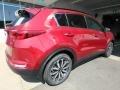 Kia Sportage EX AWD Hyper Red photo #3