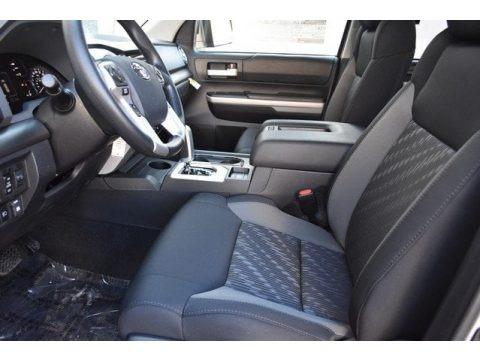 Silver Sky Metallic 2018 Toyota Tundra SR5 CrewMax 4x4