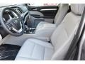 Toyota Highlander XLE AWD Predawn Gray Mica photo #6