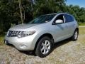 Nissan Murano SL AWD Brilliant Silver Metallic photo #1