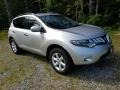 Nissan Murano SL AWD Brilliant Silver Metallic photo #3