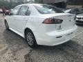 Mitsubishi Lancer ES Wicked White Metallic photo #4