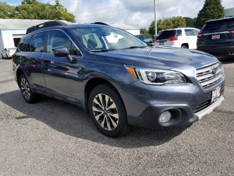Carbide Gray Metallic 2016 Subaru Outback 2.5i Limited