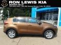 Kia Sportage LX AWD Burnished Copper photo #1
