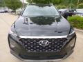 Hyundai Santa Fe SEL Plus AWD Twilight Black photo #4