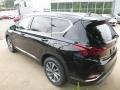 Hyundai Santa Fe SEL Plus AWD Twilight Black photo #6