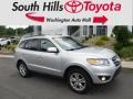 Hyundai Santa Fe Limited V6 AWD Moonstone Silver photo #1