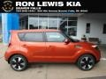 Kia Soul + Wild Orange photo #1