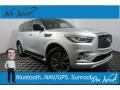 Infiniti QX80 AWD Liquid Platinum photo #1