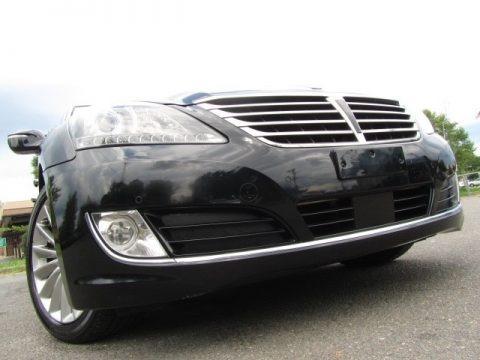 Caspian Black 2014 Hyundai Equus Signature
