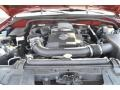 Nissan Frontier SE Crew Cab 4x4 Red Alert photo #9