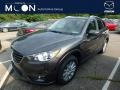 Mazda CX-5 Touring AWD Meteor Gray Mica photo #1