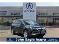 Acura MDX Technology Crystal Black Pearl photo #1