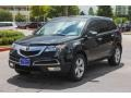 Acura MDX Technology Crystal Black Pearl photo #3