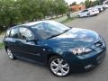 Mazda MAZDA3 s Sport Hatchback Aurora Blue Mica photo #3