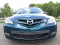 Mazda MAZDA3 s Sport Hatchback Aurora Blue Mica photo #4