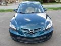 Mazda MAZDA3 s Sport Hatchback Aurora Blue Mica photo #5